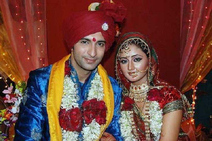 Pernikahan Reshami dan Nandish