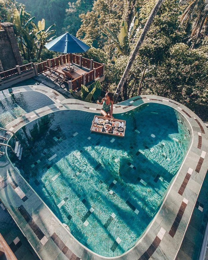Wisata Favorit Seleb di Bali, Kamandalu