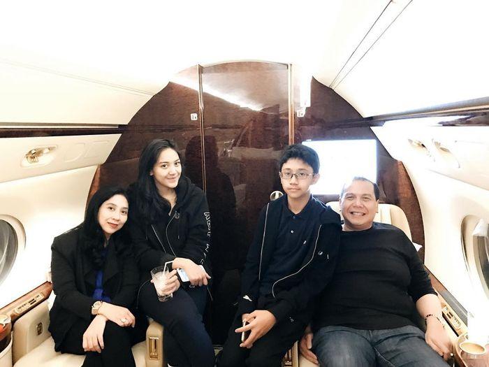 Keluarga Konglomerat Chairul Tanjung