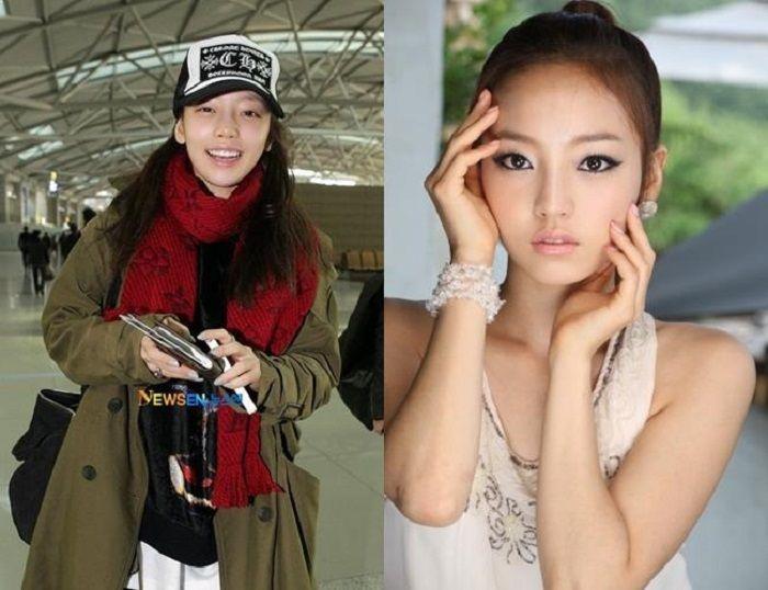 просто корейские айдолы без макияжа фото воспользовалась