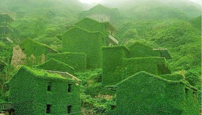 Desa Nelayan Yangtze China