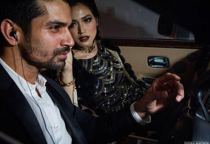Vishal Singh dan Jessica Iskandar Photoshoot