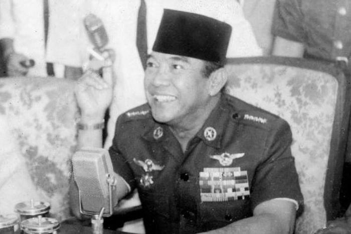 Presiden Seokarno.