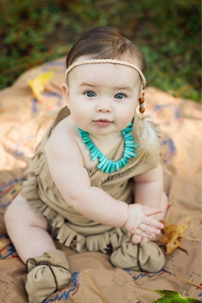 Ariel berusia enam bulan