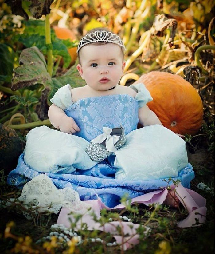 Ariel berusia tujuh bulan