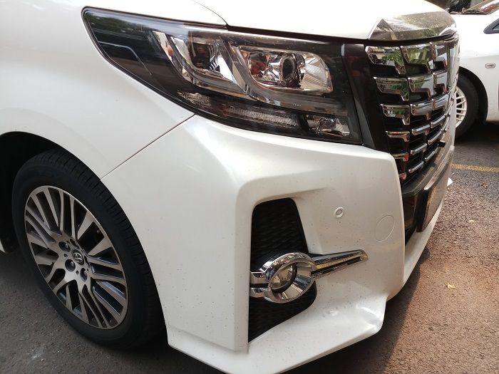 Kondisi Mobil Lee Jeong Hoon