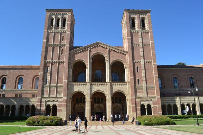 Royce Hall di UCLA