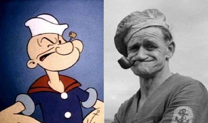 Frank 'Rocky' Fiegel (Popeye The Sailor Man)