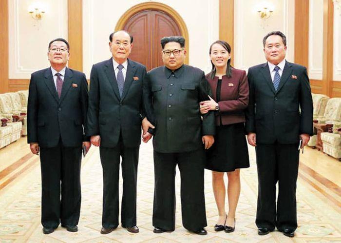 10 Fakta Mengejutkan Kim Yo Jong 17c1ccf832
