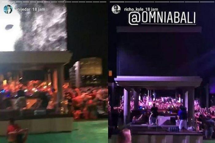 Jessica Iskandar dan Richard Kyle hadiri Omnia Dayclub Bali