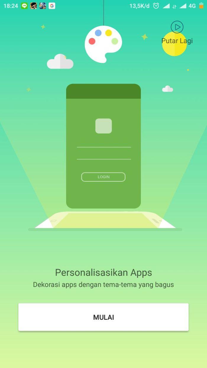 Aplikasi Clone WhatsApp