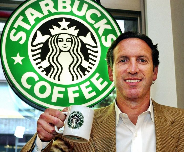 Pendiri Starbucks