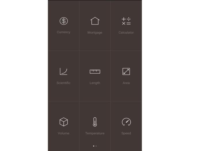 Menu Konversi Smartphone Xiaomi