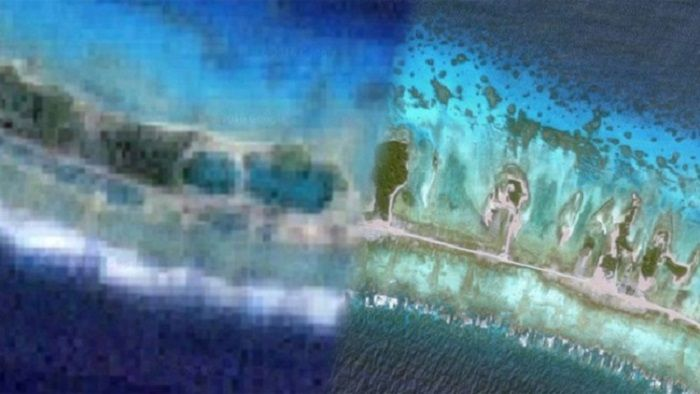 Tempat Misterius di Google Earth