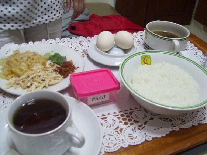 10 Menu Makanan Untuk Pasien Rumah Sakit Nomor 8 Tak Banyak