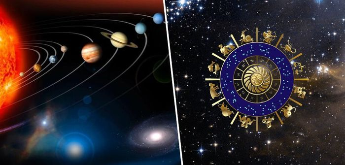 Astronomi vs Astrologi