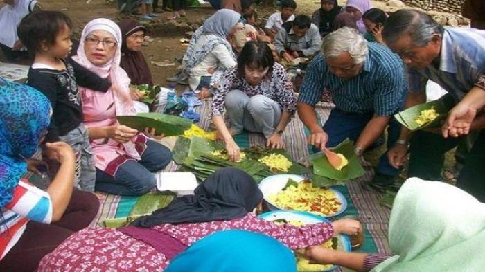 Munggahan di Jawa Barat