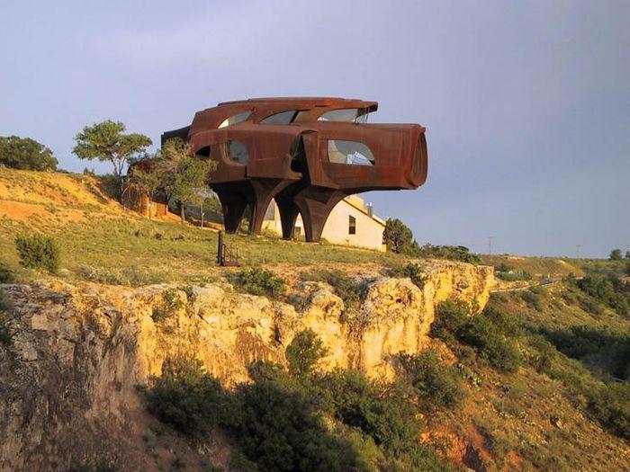 5. Robert Bruno House, Ransom Canyon, TX, USA
