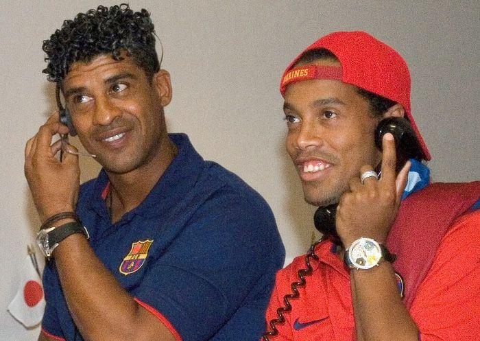 Rikjaard dan Ronaldinho