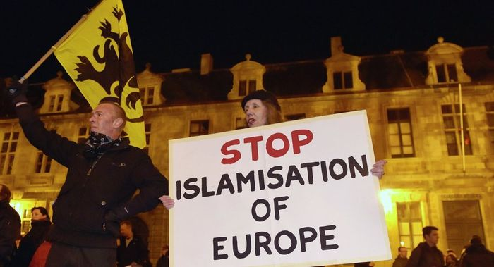 Patriotic Europeans against the Islamisation of the West (Pegida)