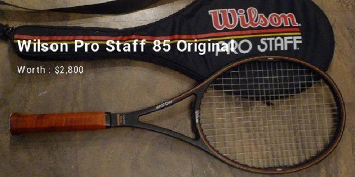 Wilson Pro Staff 85 Original