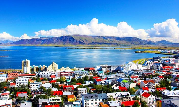 Ibukota Islandia, Reykjavik