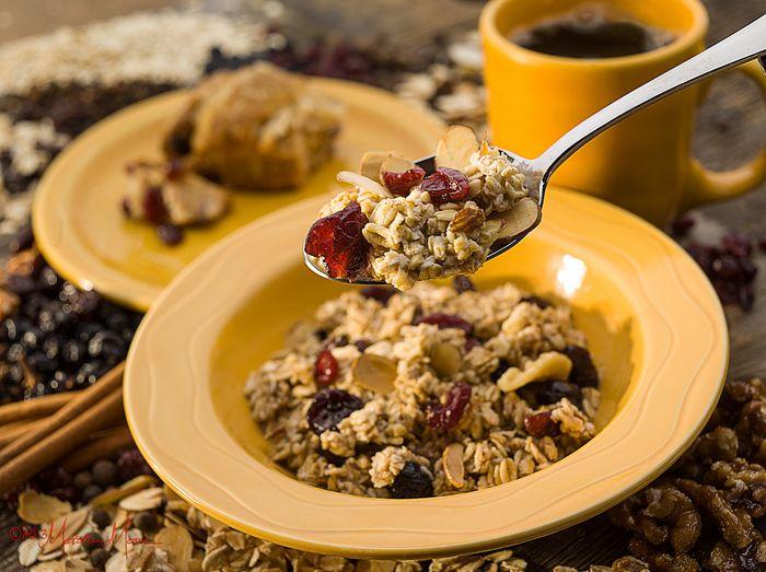 Sereal dan oatmeal jadi menu sahur anak kos