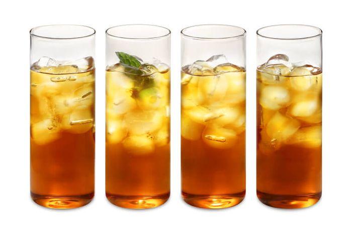 amankah minum es teh saat berbuka puasa?