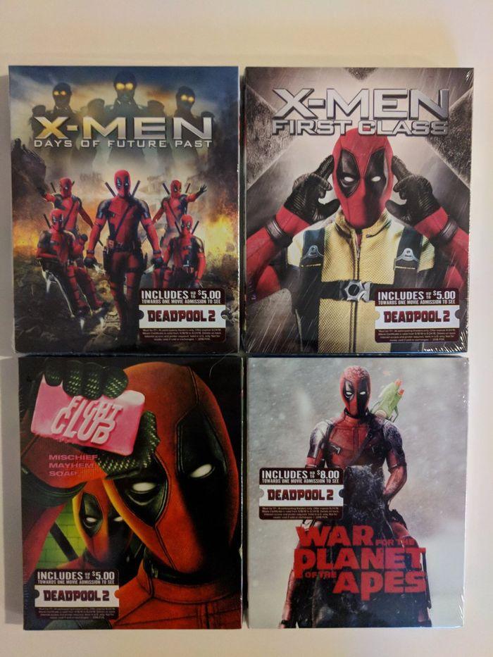 Poster Film Dibuat Ala Deadpool
