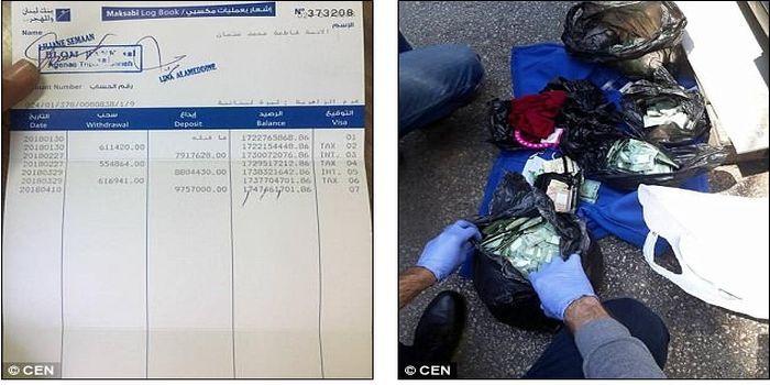 Uang tunai puluhan juta dan buku tabungan ditemukan bersama mayat Fatima