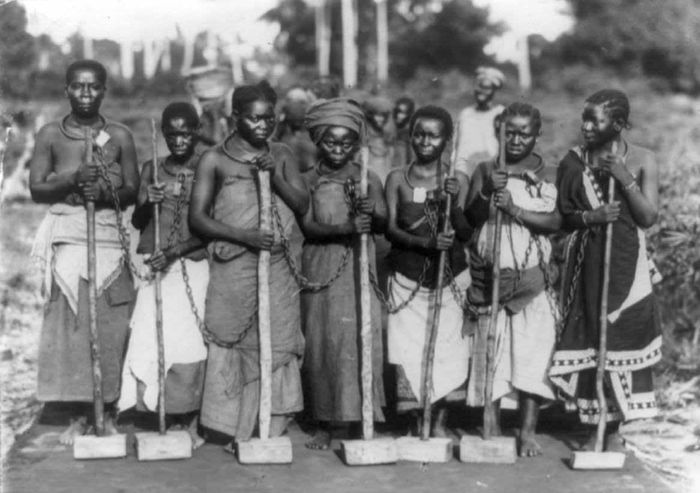 Foto-foto memilukan dalam sejarah