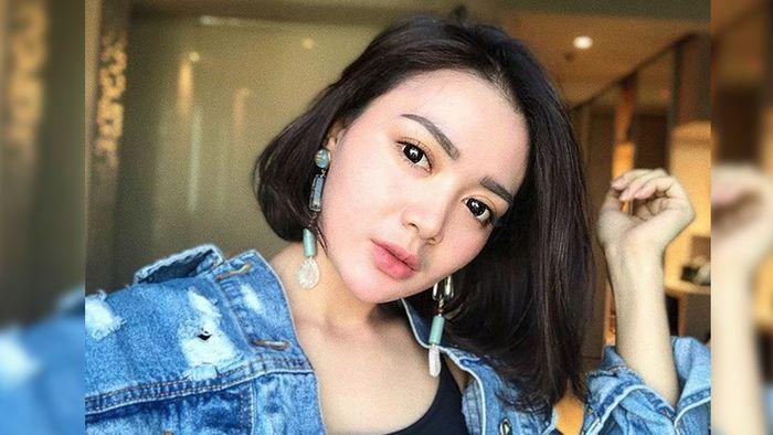 Penyanyi Dangdut Wika Salim.