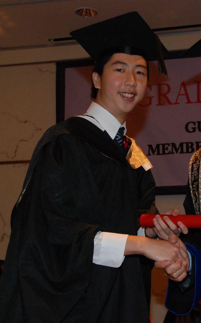 Kevin Putra Wangsa, pendiri ICAN Education