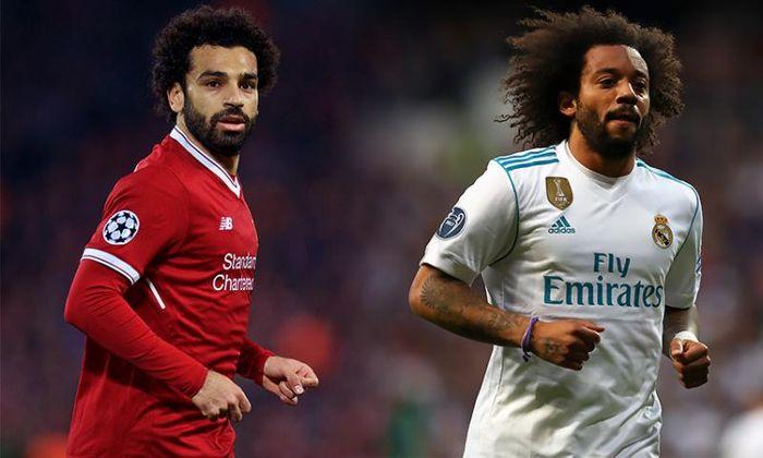 Mohamed Salah vs Marcelo