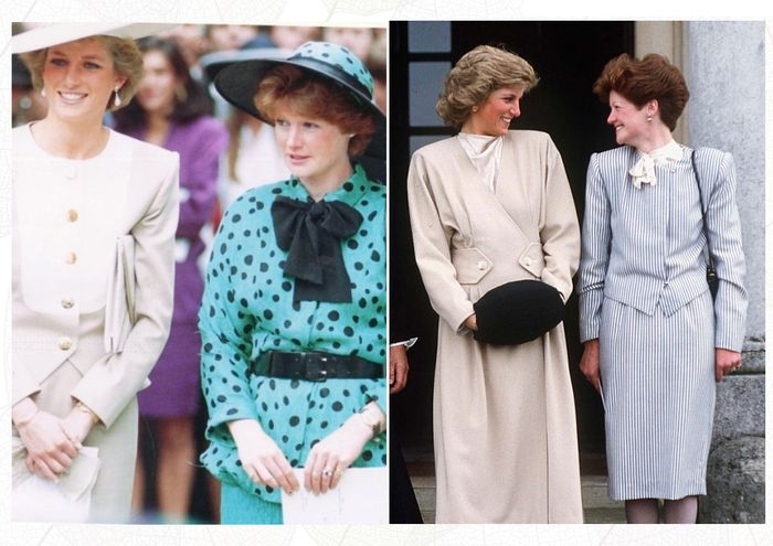 potret kedekatan Lady Diana dan kakaknya, Lady Sarah