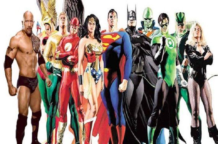 Deretan Superhero Amerika