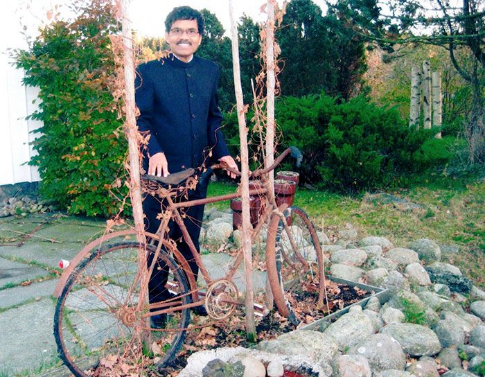 Sepeda Kumar
