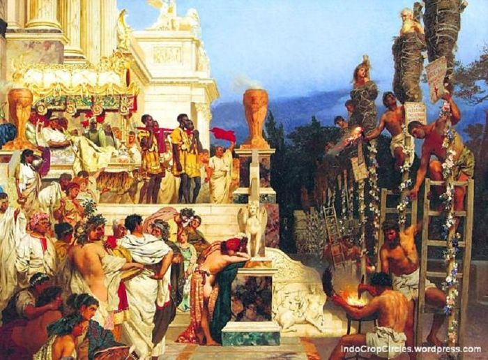 Pesta yang dilakukan pada zaman dahulu