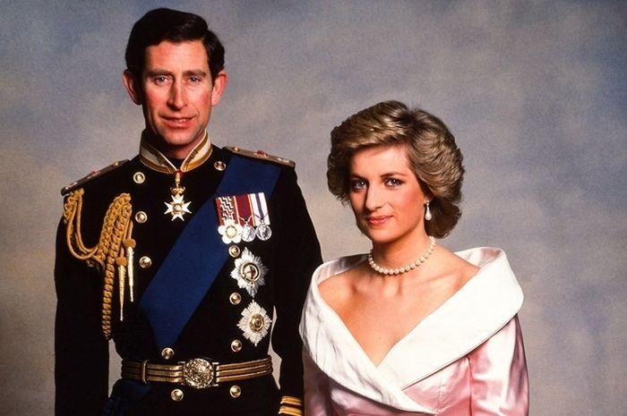 Lady Diana dan Pangeran Charles