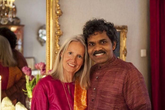 Kumar dan Charlotte sekarang