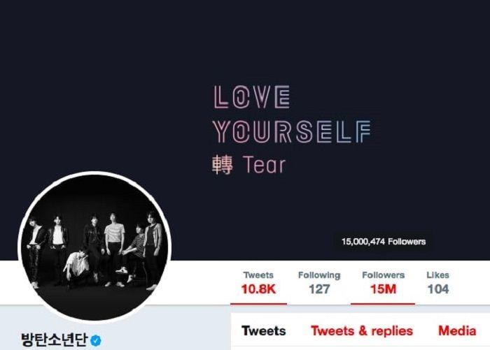 Twitter/@BTS_twt Twitter BTS
