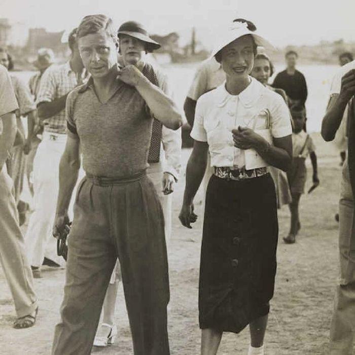 Raja Edward VIII dan Wallis Simpson
