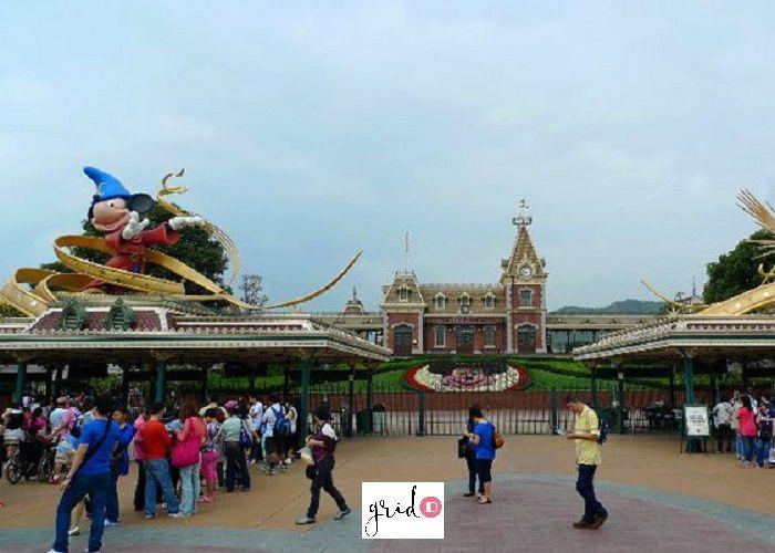 Hong Kong Disneyland, Hong Kong