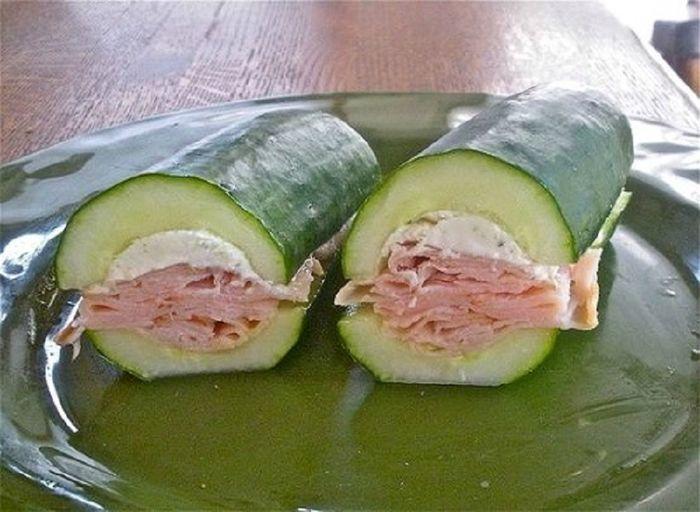 Sandwich mentimun