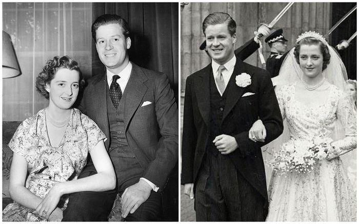 Kedua orang tua Lady Diana