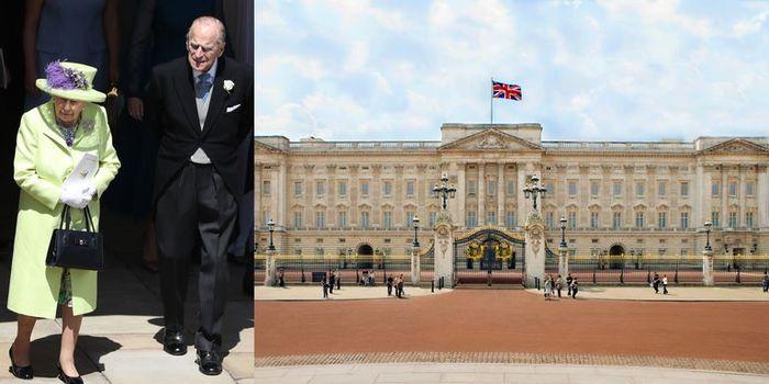 Hunian Ratu Elizabeth dan Pangeran Philip
