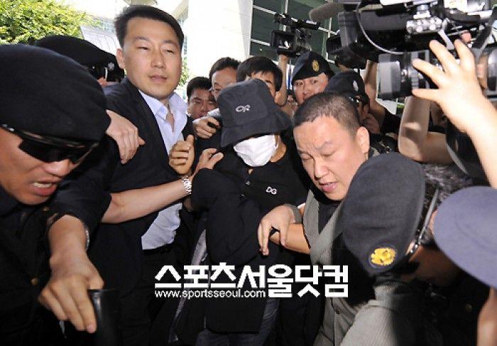Kepala agensi Kim Sang Hoon