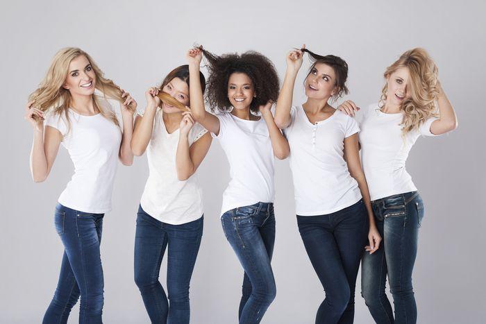 Tips Murah Meriah Untuk Bikin Rambut Mudah Diatur ala Perawatan di ... 1365a884a2