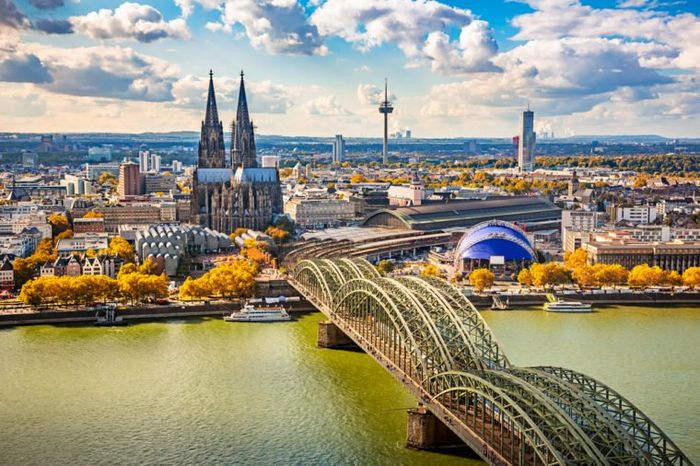 Cologne, Jerman.