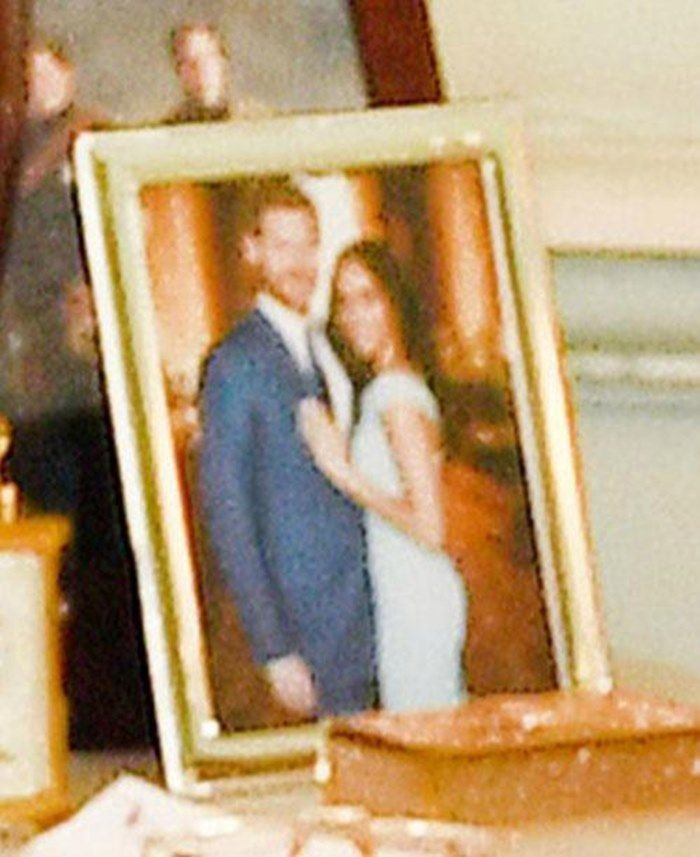 Foto Pangeran Harry dan Meghan Markle